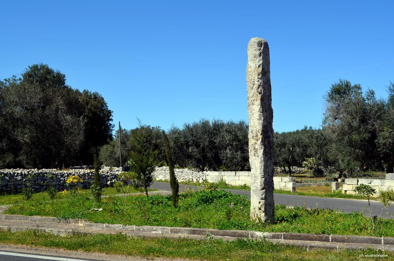 Dolmen e menhir dolmenhir le sacre pietre del salento - Bagnolo del salento ...